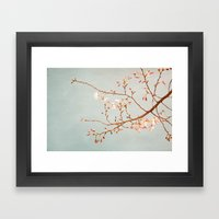 Painted Sky Framed Art Print