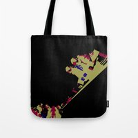 Undercover Tote Bag