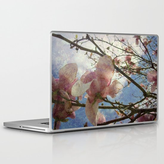 Hanging By A Moment Textured Laptop & iPad Skin
