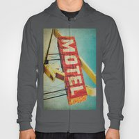 Thrashed Motel Sign Hoody