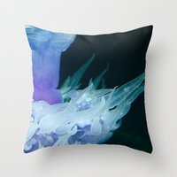 Show In The Deep Throw Pillow