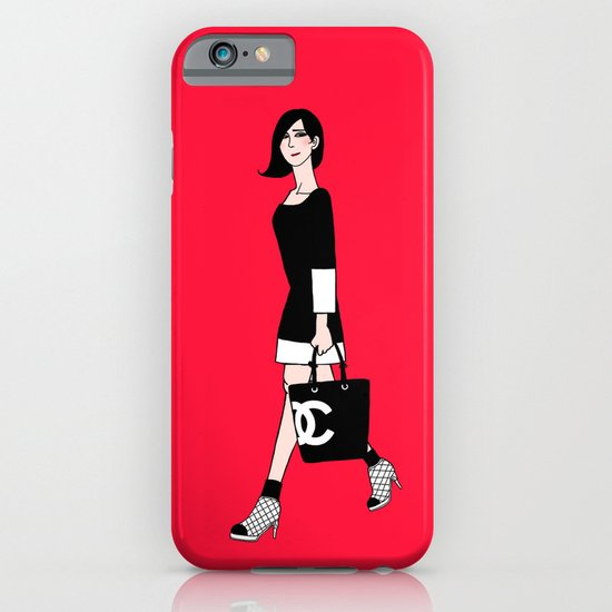 chanel holic iPhone & iPod Case