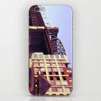 burrard bridge iPhone & iPod Skin