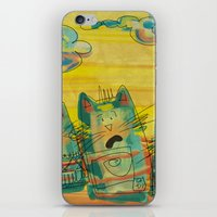 Singing Cats iPhone & iPod Skin