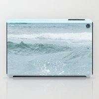 Salt Water for the Soul iPad Case