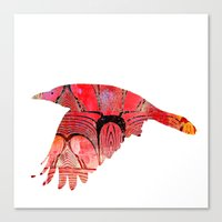 The rook #IV Canvas Print