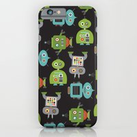 Robot Life iPhone 6 Slim Case