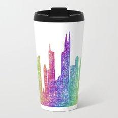 Chicago Travel Mug