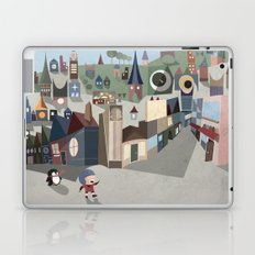 A Boy and his Penguin Laptop & iPad Skin