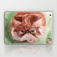 Grumpy Persian Laptop & iPad Skin