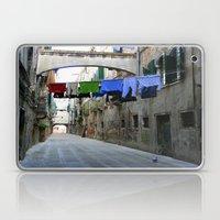 Venice Alley Laptop & iPad Skin