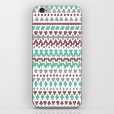 Hex Vert iPhone & iPod Skin