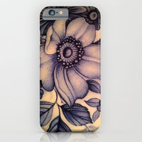 iPhone & iPod Case featuring Flowers by Olivier P.