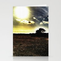 Light Vs. Dark Stationery Cards