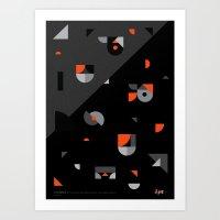Pursue Art Print