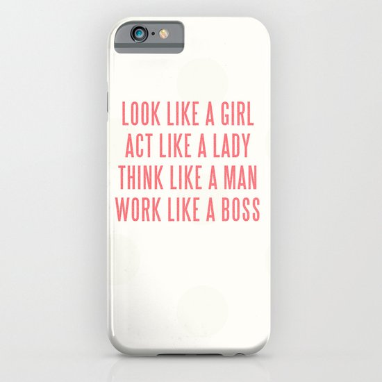 Boss iPhone & iPod Case