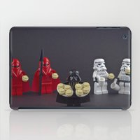 Death Star Recruiting Day iPad Case