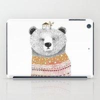 Mr. Bear iPad Case