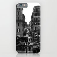 iPhone & iPod Case featuring Rain in Rome by Amy Taylor
