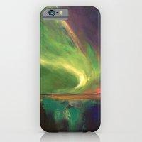 Aurora Borealis iPhone 6 Slim Case