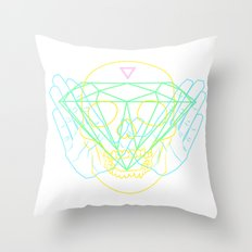 Material Throw Pillow