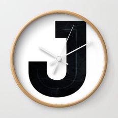 Just J Wall Clock