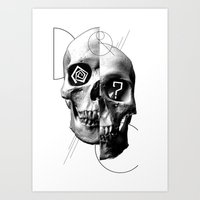 Dazed & Confused Art Print