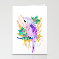 PARROT Elua Style B Stationery Cards