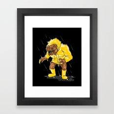 Raincor Framed Art Print