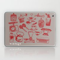 Kitchen Vintage Laptop & iPad Skin