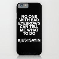 Bad Eyebrows /// Www.pen… iPhone 6 Slim Case