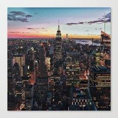 NY CITY Canvas Print