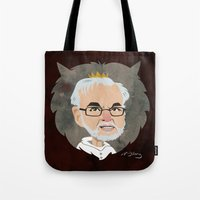 Maurice Sendak Tribute Tote Bag