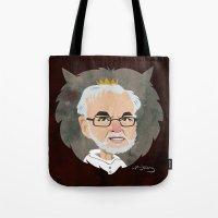Maurice Sendak Tribute Tote Bag