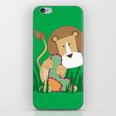 L is for Lion.. iPhone & iPod Skin