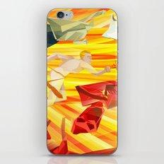 The Flasher iPhone & iPod Skin