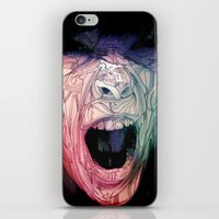 The Scream. iPhone & iPod Skin