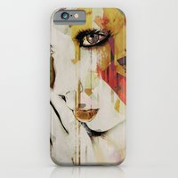 Pages Abstract Portrait iPhone 6 Slim Case
