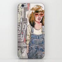 Take a walk iPhone & iPod Skin
