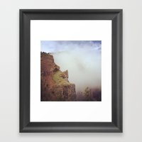 Heartbreak Ridge, Table Mountain WA 2 Framed Art Print