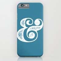 iPhone & iPod Case featuring Ampersand by AndyGD