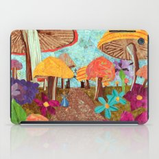 Alice in the Forest iPad Case