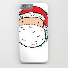Cute Santa iPhone 6 Slim Case