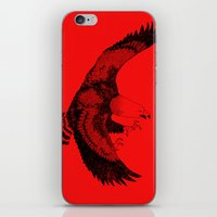 KING EAGLE iPhone & iPod Skin