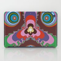 Psychedelic Eyes iPad Case