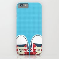 iPhone & iPod Case featuring Casual British by Matt Andrews