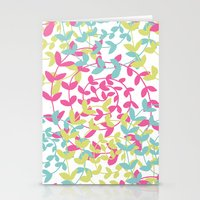 Four Seasons and the Circle of Life Stationery Cards