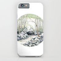 iPhone & iPod Case featuring Crop circle 01 by TheColorK