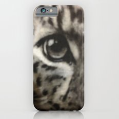 Leopard Eye iPhone 6 Slim Case