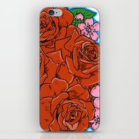 Roses Are... iPhone & iPod Skin